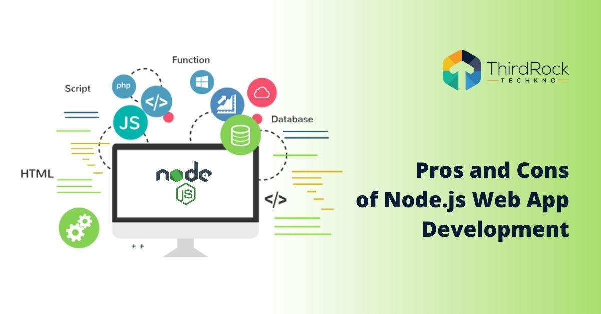 Pros and cons of Nodejs