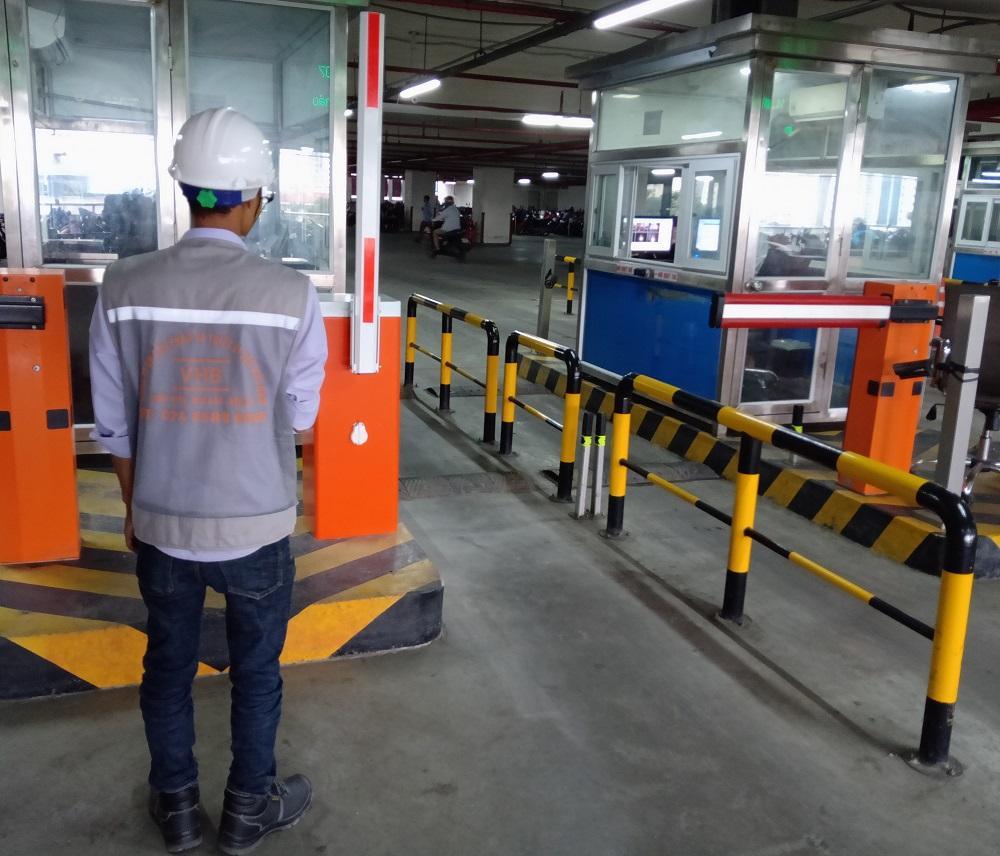 Sự cần thiết việc bảo trì hệ thống barie tự động
