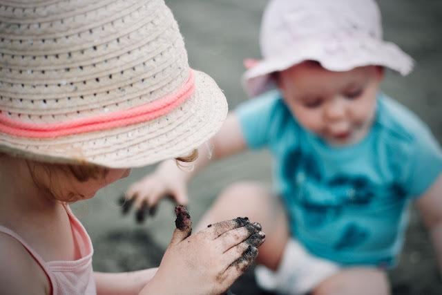 Summer Messy Play Activities for Preschoolers