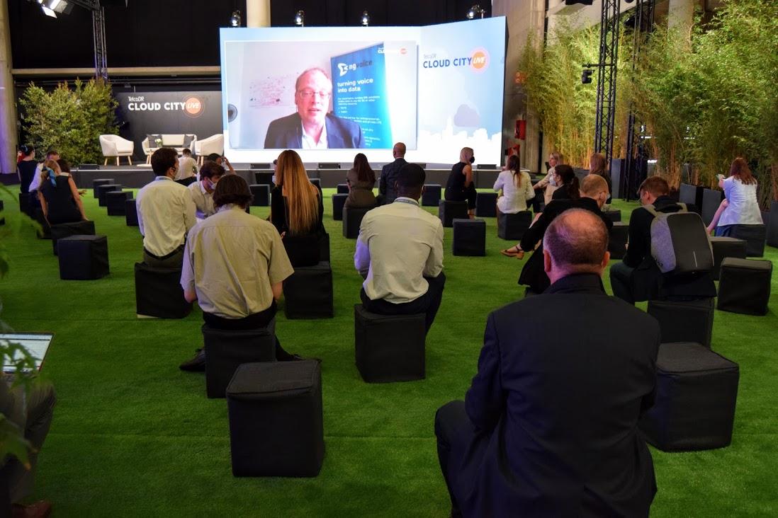 TelcoDR Cloud City: virtual sessions