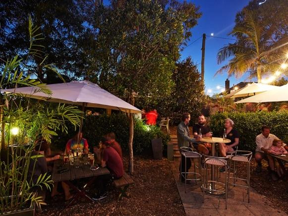 Image result for 3. Golden Barley Hotel  enmore beer garden photo