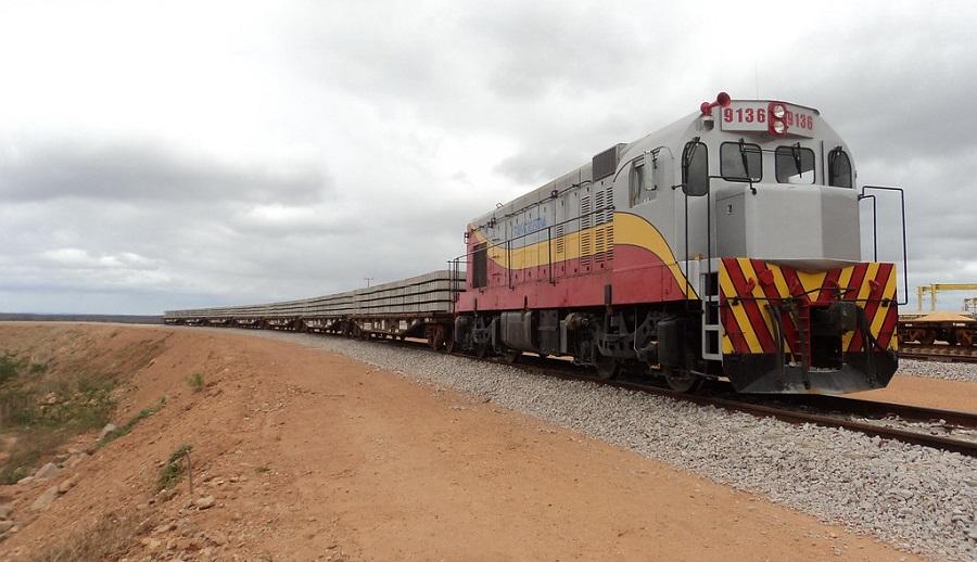 Após ser concluída, a Ferrovia Nova Transnordestina terá 1753 quilômetros em extensão total. (CC Search/Reprodução)