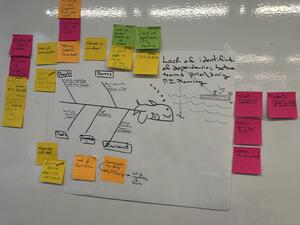 Root Cause Analysis and Fishbone Diagram