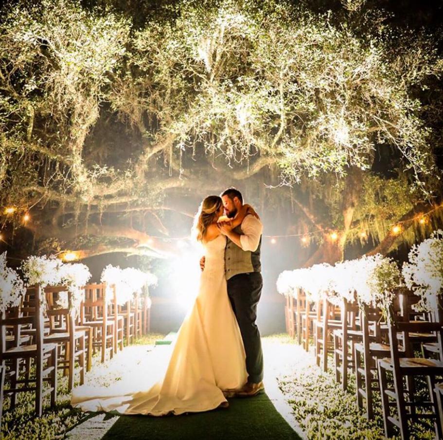 Casamento sob a Figueira Centenária do Sítio da Figueira