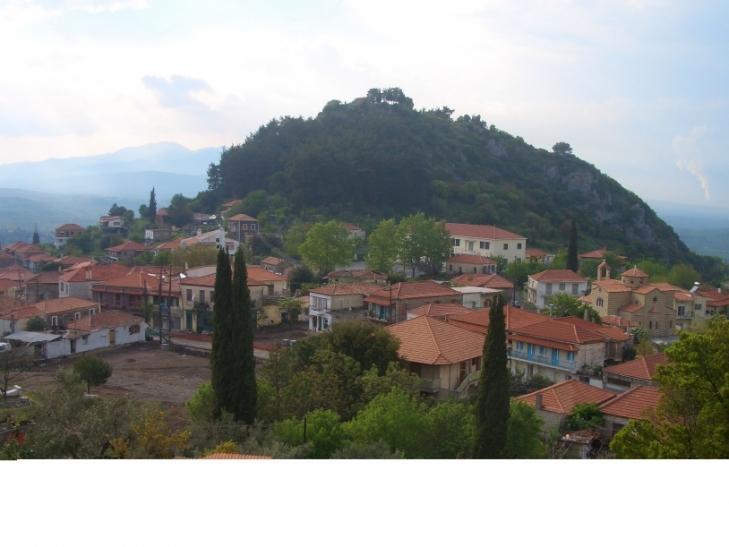 Κάστρο Λεονταρίου