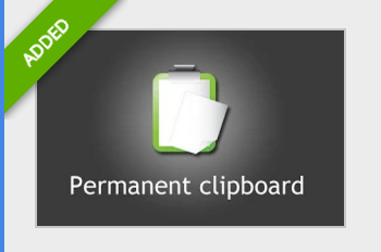 Image result for permanent clipboard