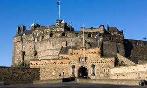 Edinburgh Castle (Scotland)