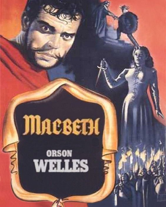 Macbeth (1948, Orson Welles)