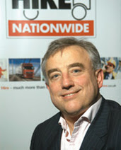 Chris Chidley - Driver Hire Chief Executive