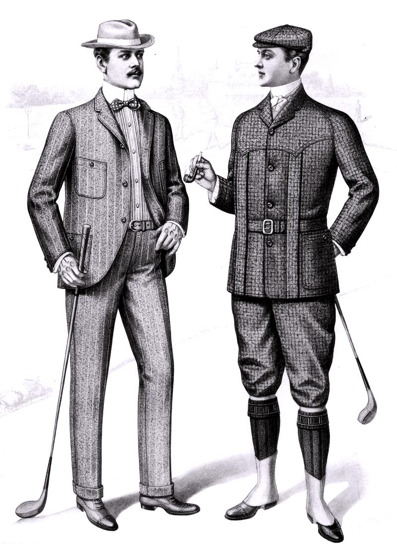 Edwardian Era Fashion