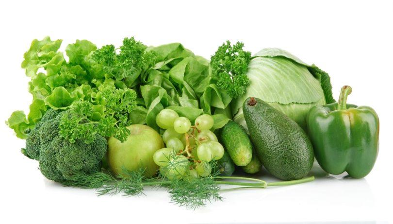 3. ลดน้ำหนักแบบคีโตผักใบเขียวก็ห้ามขาด