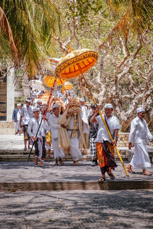 Piodalan celebration