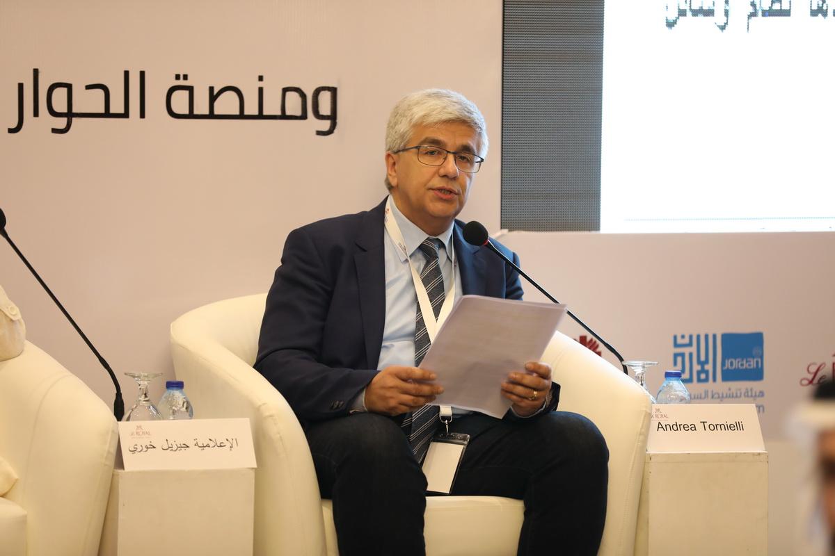 PHỎNG VẤN: Ông Andrea Tornielli nói về Hồi giáo muốn đối thoại; không bao giờ lấy căm thù đáp trả căm thù
