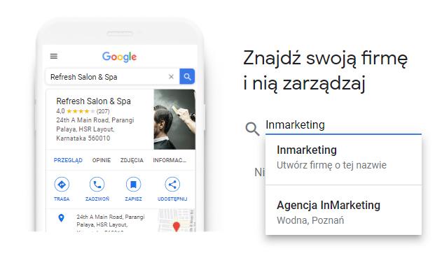 jak założyć wizytówkę google krok po kroku