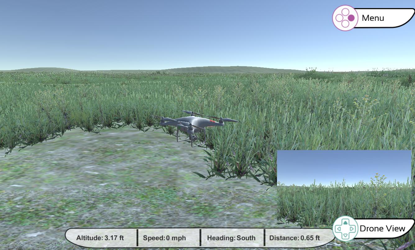 DroneSimPro Drone Simulator