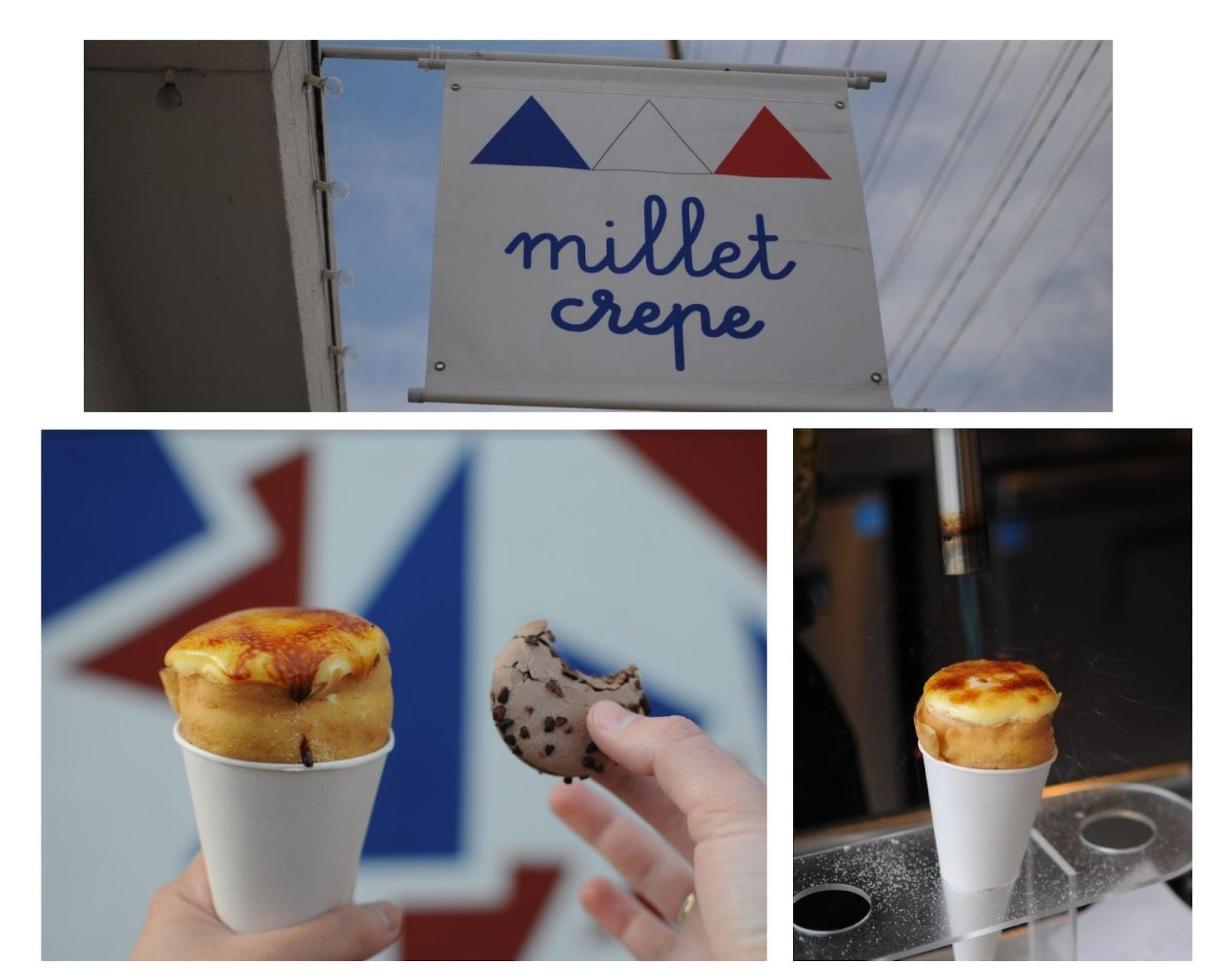 6pm Millet Crepe