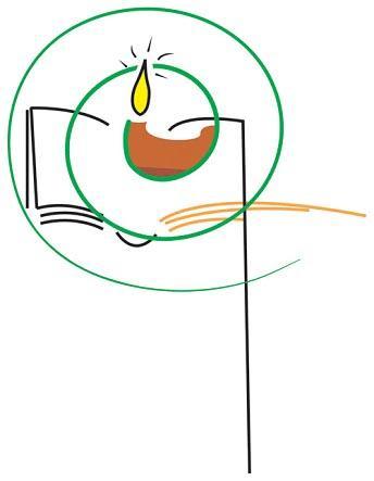 Risultati immagini per simbolo anno liturgico