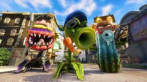 Resultado de imagen de plants vs zombies garden warfare