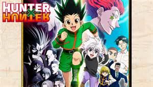 Hunter X Hunter Torrent