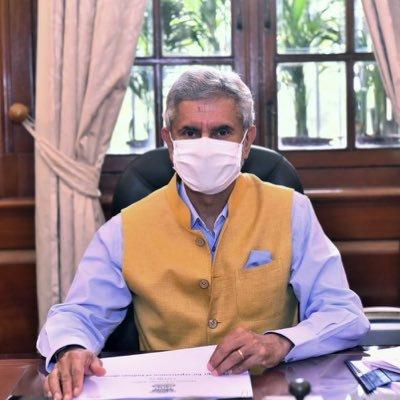 Dr. S. Jaishankar (@DrSJaishankar)   Twitter