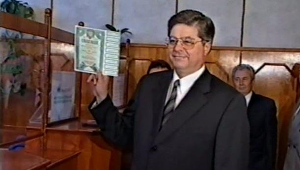 Замах на прем'єр-міністра Павла Лазаренка було скоєно 16 липня 1996 року