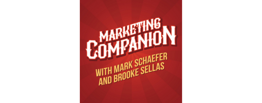 The Marketing Companion  Podcasts logo