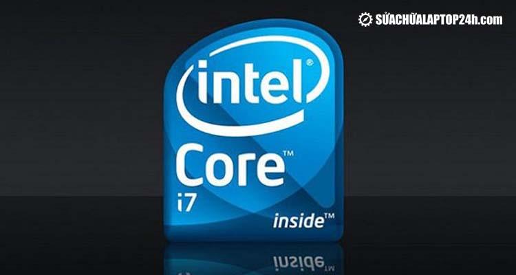 Dòng chip Core i7 được sử dụng cho Laptop Ultrabook và chơi game