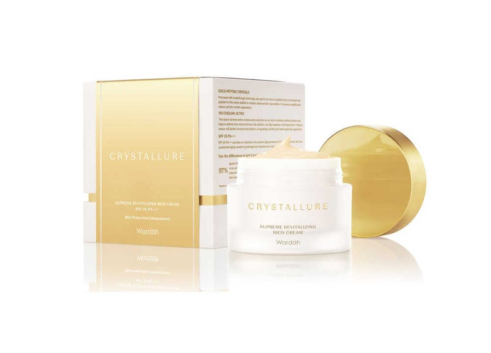 Wardah Crystallure Supreme Activating Overnight Cream