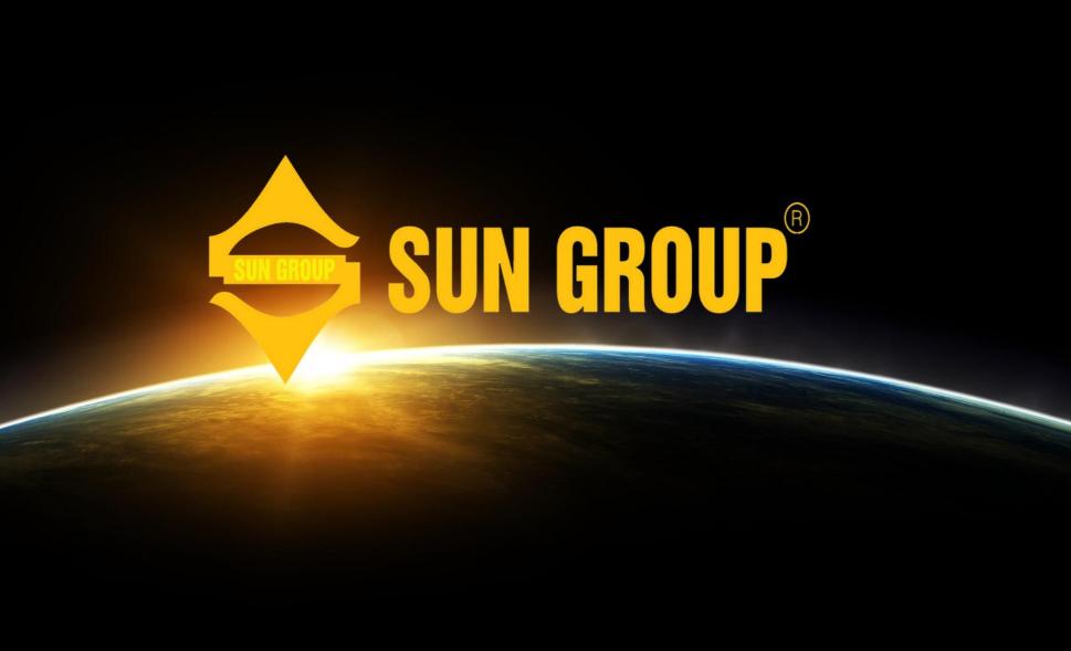 Logo công ty cổ phần tập đoàn Mặt Trời