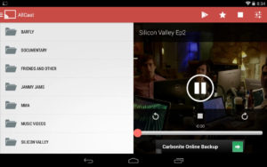 Allcast Devices Android