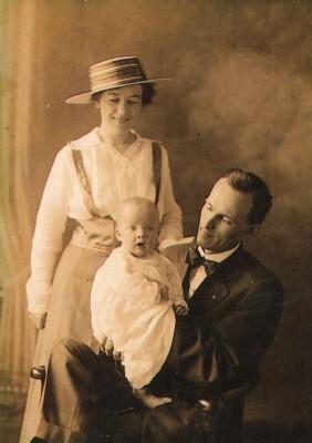 Earl Maggie Baby Wesley