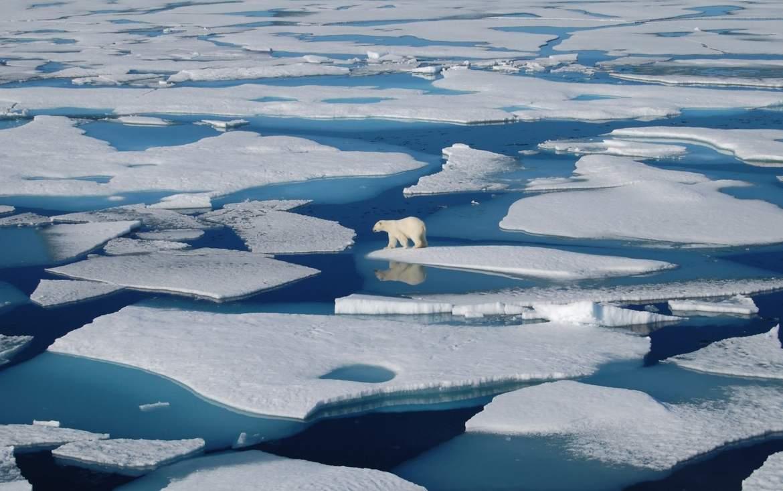 El Calentamiento Global amenaza a los glaciares a través de los océanos