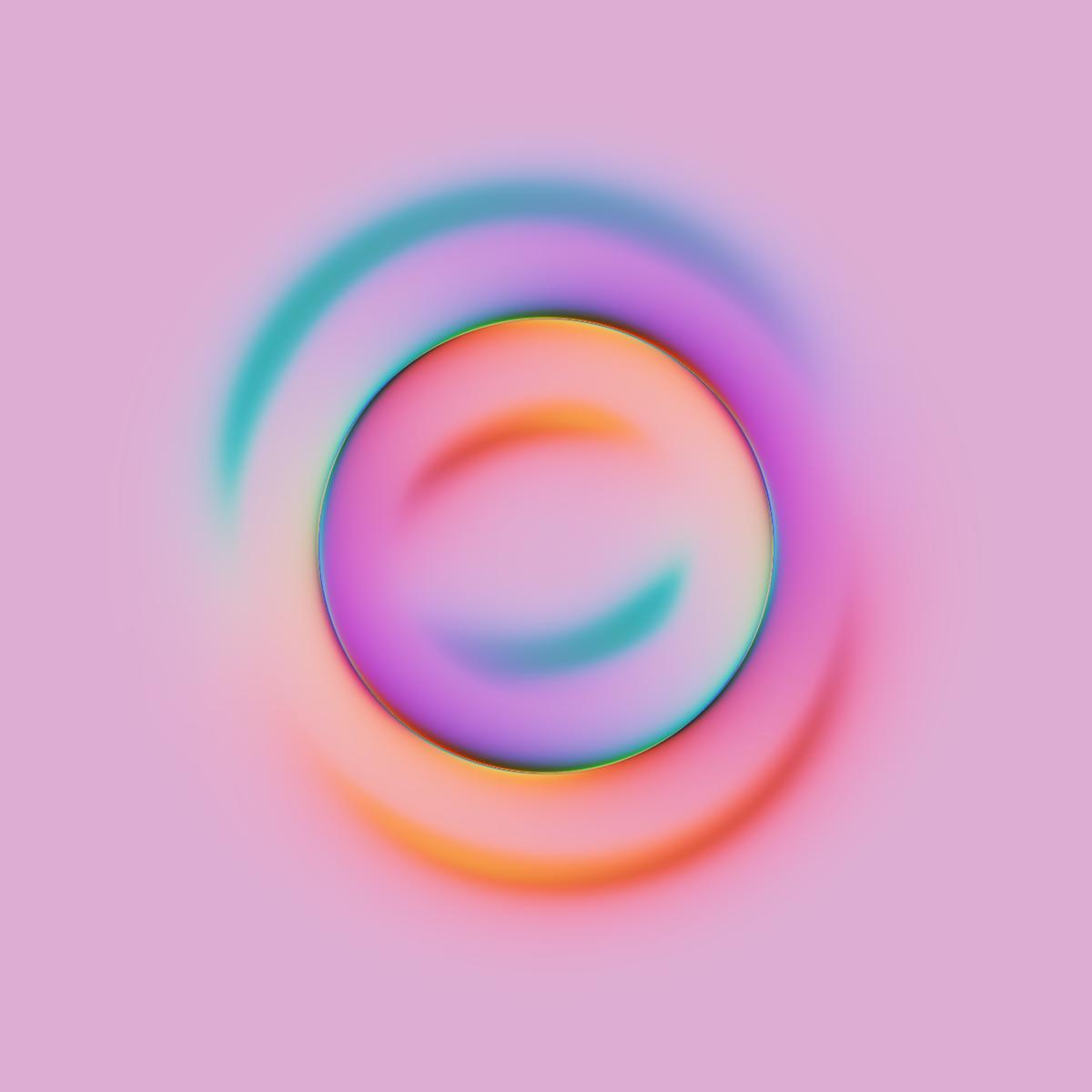 Image may contain: colorfulness, circle and close-up