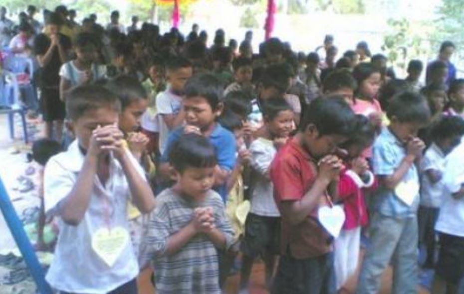 Lào: 7 Ki-tô hữu bị bắt trong Lễ Giáng sinh