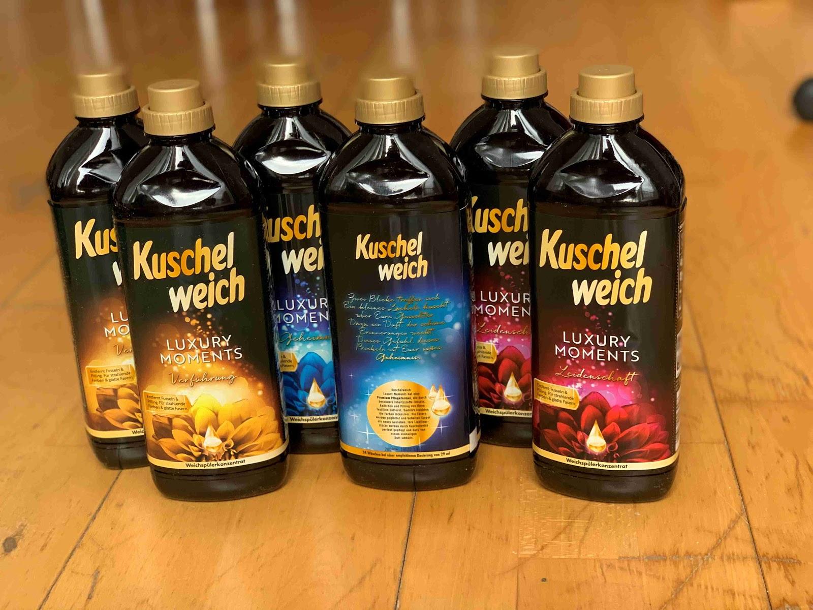 Recenze Drogerie-Domu: Aviváž Kuschelweich Luxury Moments