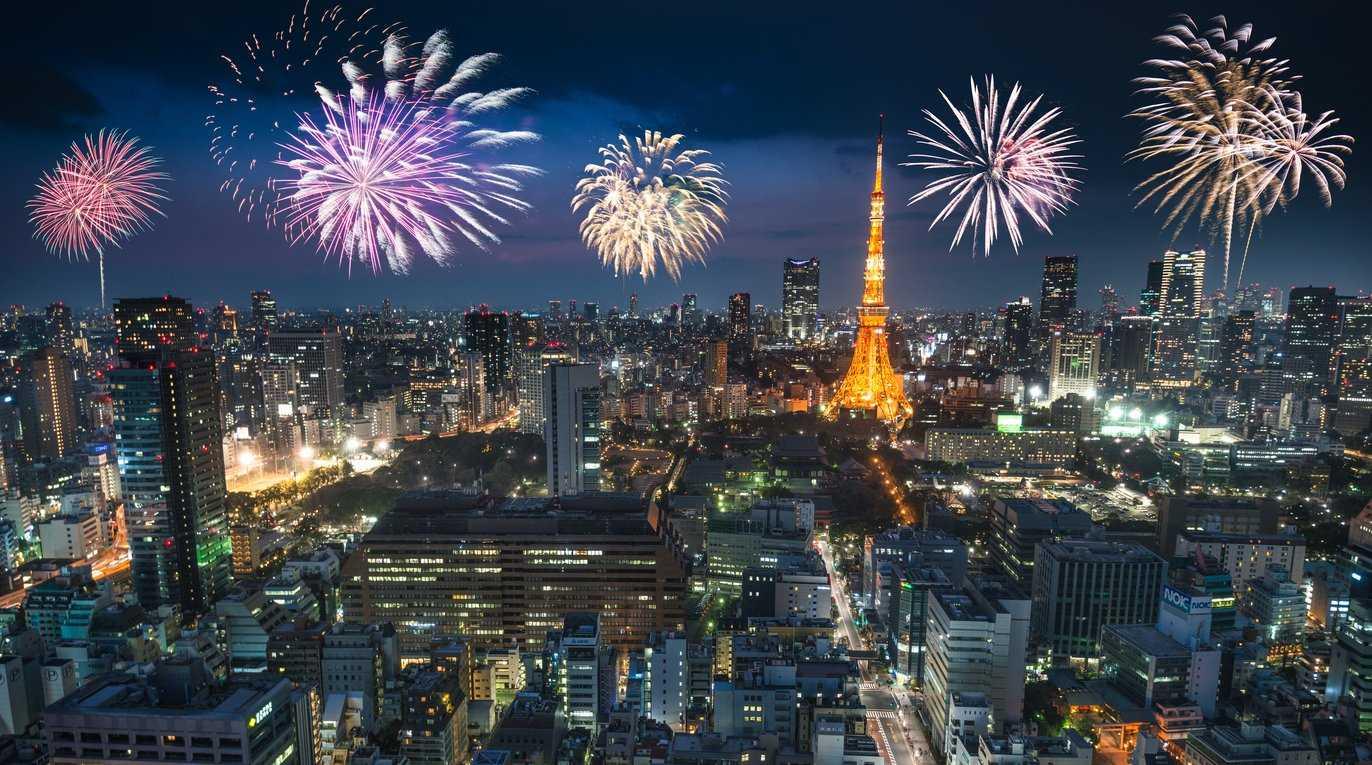 Năm mới tại Nhật Bản