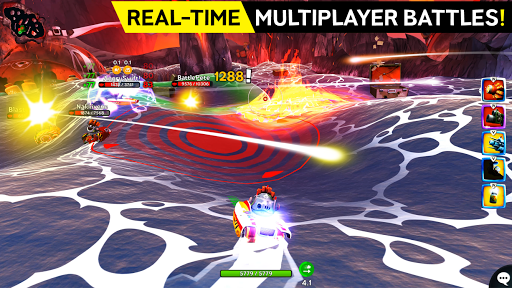 Battle Bay- screenshot thumbnail