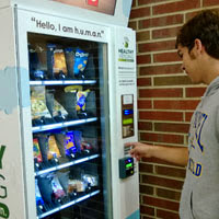 Post image for Healthy Vending Machines: The Future of Snack Food