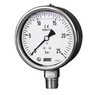 Loại đồng hồ đo áp có dầu