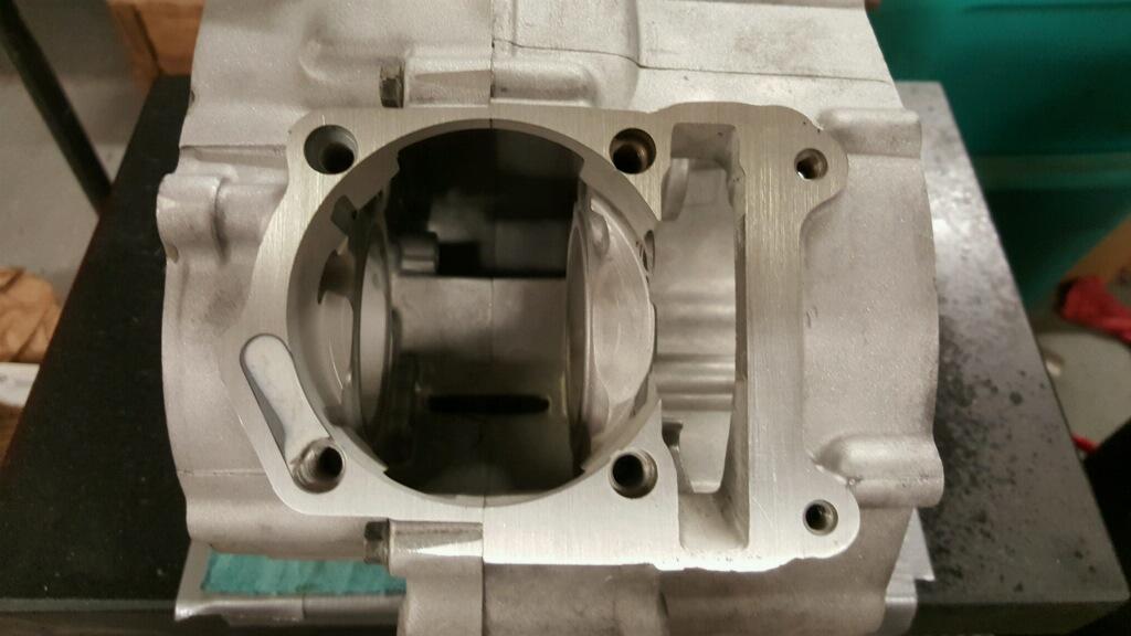 TTR125 4 Valve Head Parts list / conversion guide