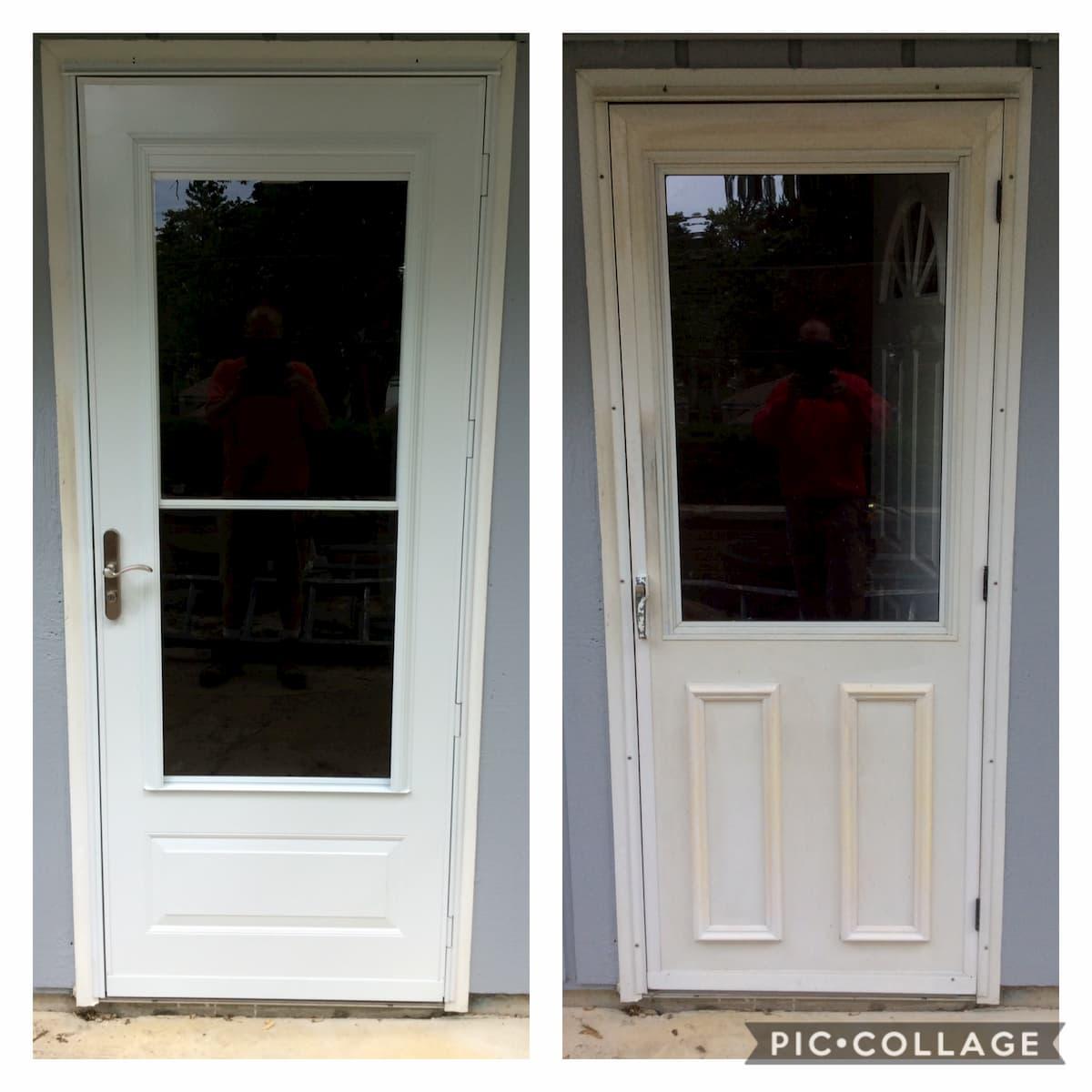 Handyman Hanover Park front door repair