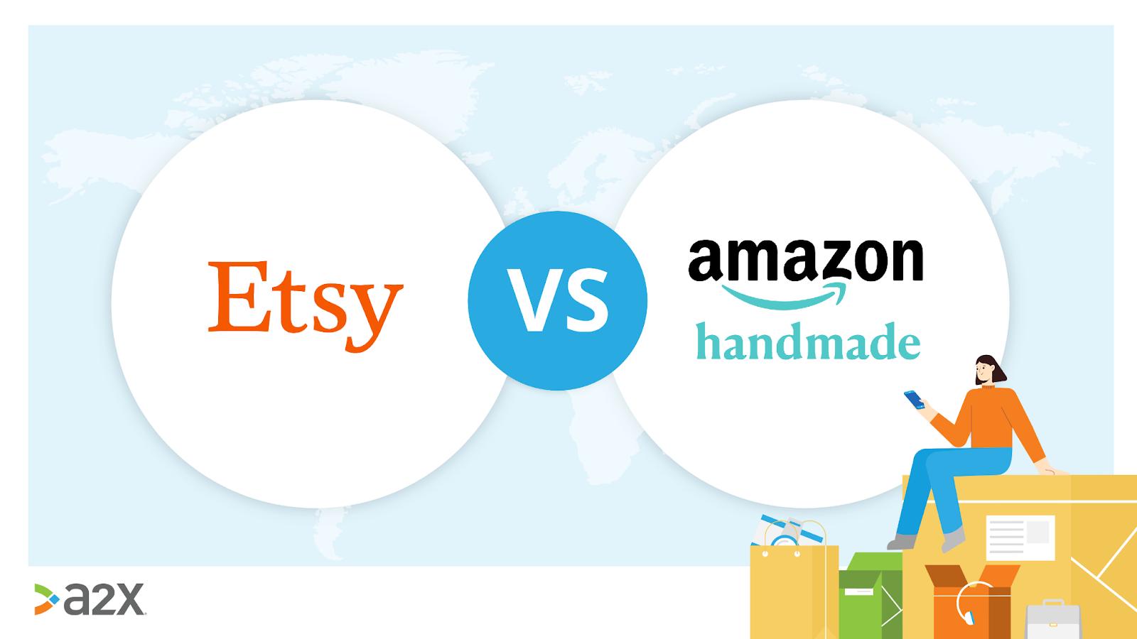Etsy vs Amazon