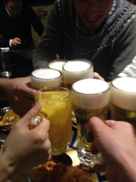 ビール100円 たんと