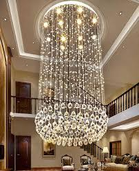 Choose Foyer Lighting Keeping In Mind the Right Height and Width of the Space