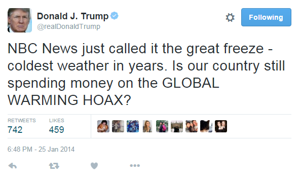 What Donald Trump said about the Chinese inventing the 'hoax' of ...