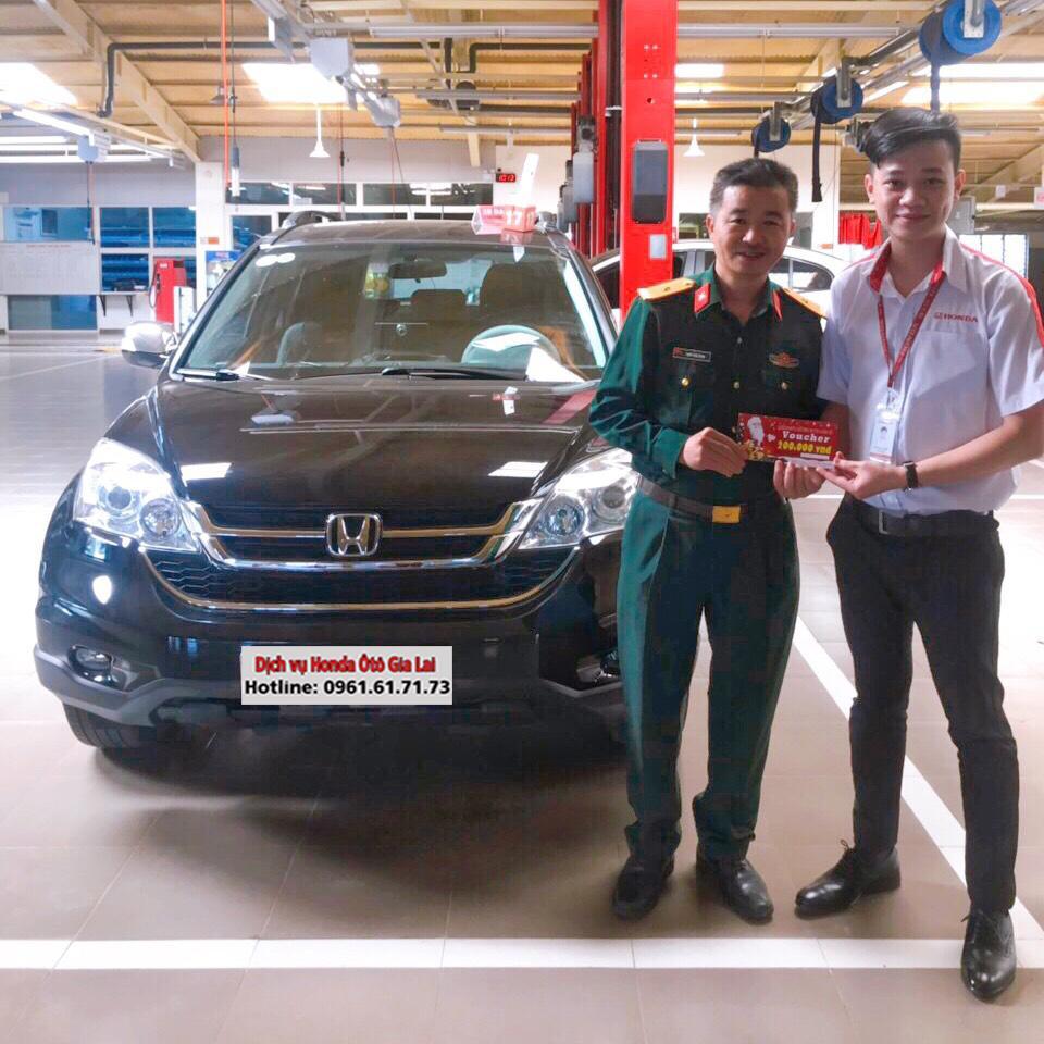 Dịch vụ Honda Ôtô Gia Lai – Pleiku tri ân khách hàng cuối năm  - Ảnh 2