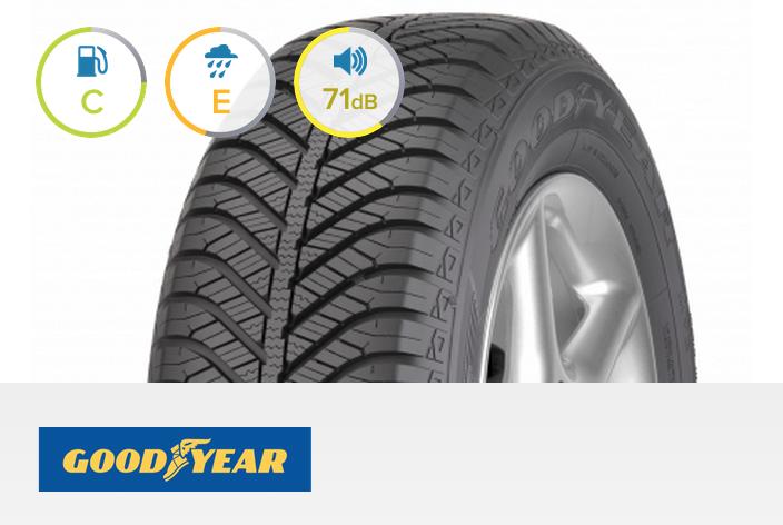 Goodyear Vector tyres