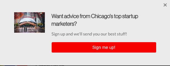 blog-signup-form-text-reads-want-advice-from-chicago's-top-startup-marketers