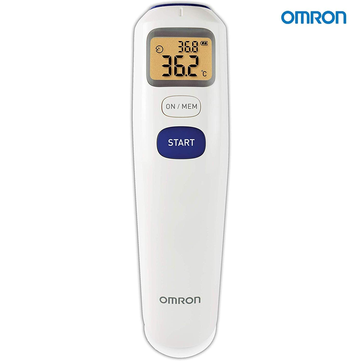 Omron MC 720 Non-Contact Digital Infrared Forehead Thermometer
