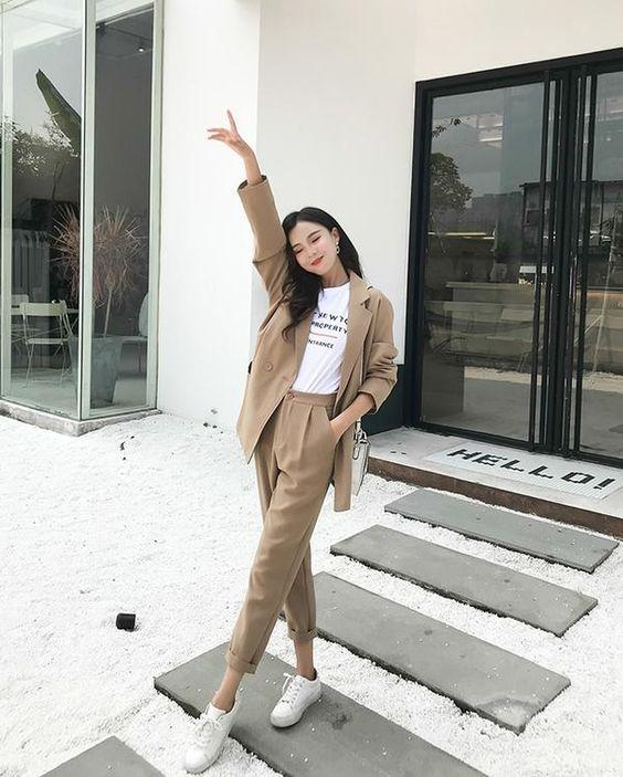 xu huong chic style hien nay